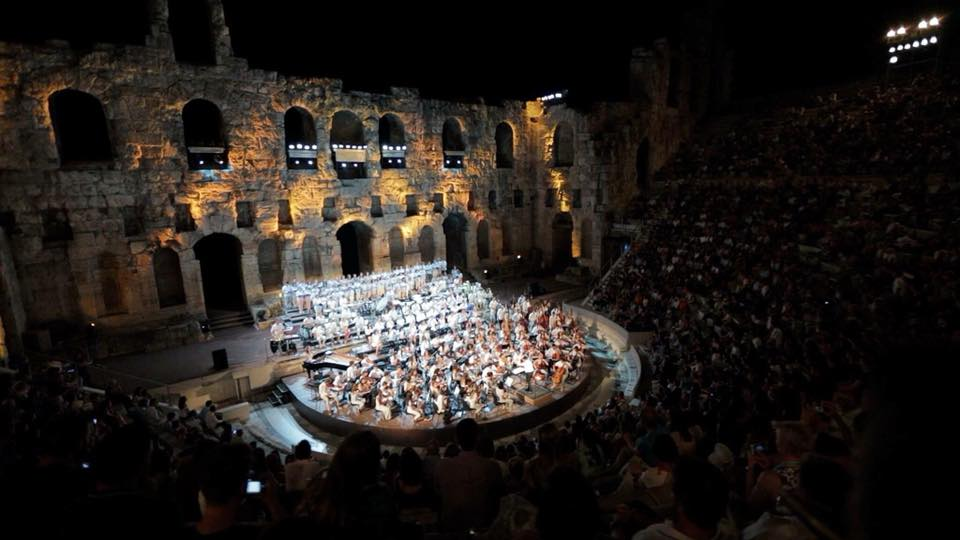 The experience of being member of the El Sistema Greece Youth Orchestra